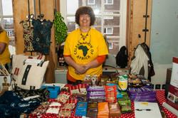 Sunny sells fair trade