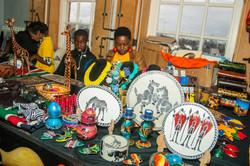 Ronbuzz African arts & crafts