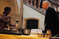 Deaba serves the Mayor of Wandsworth