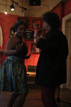 Mama Afrika with Steve Barbe
