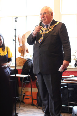 Mayors speech