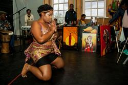 Mama Afrika envokes