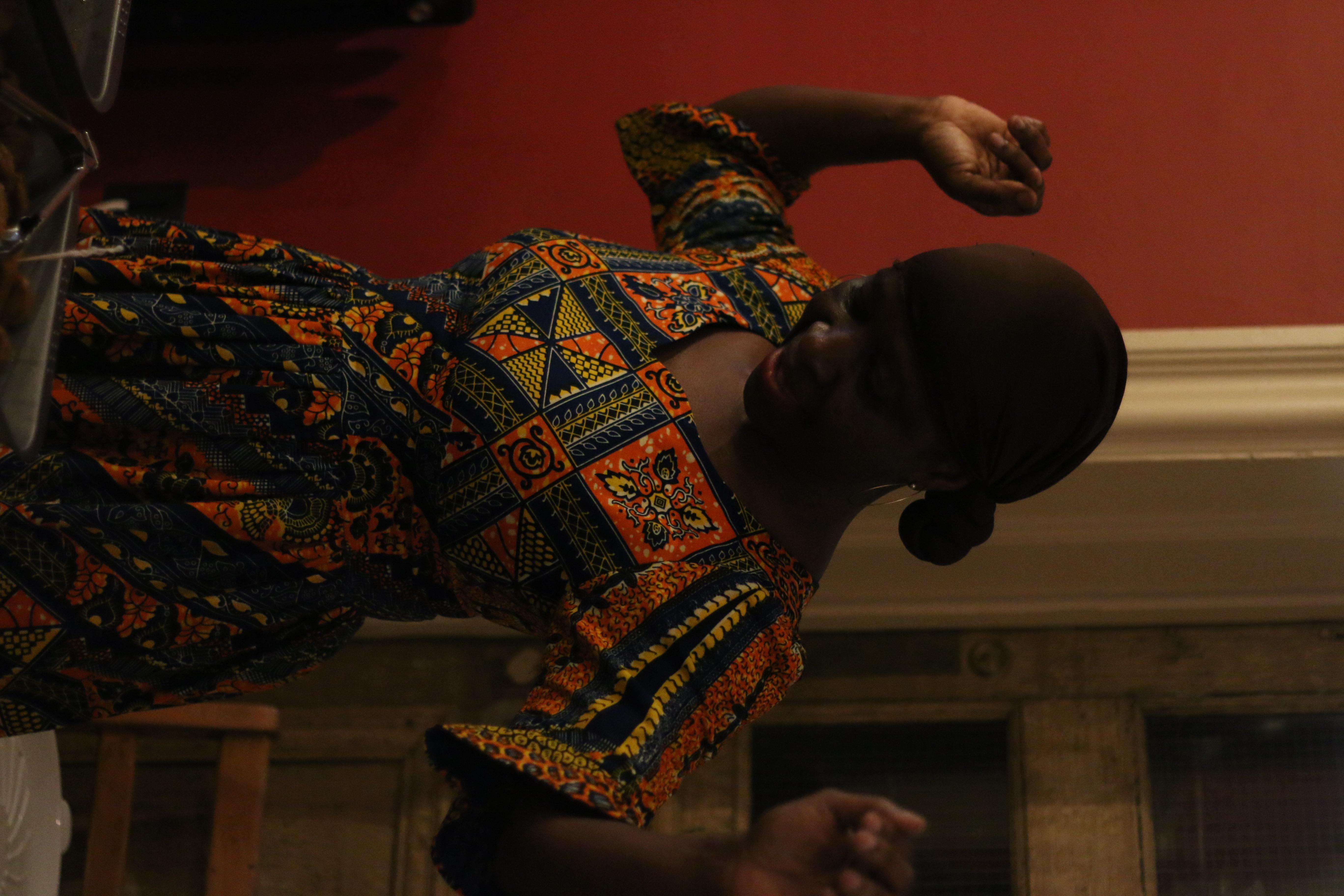 Deaba dance