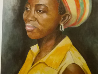 Hanaa Art presents African Beauty
