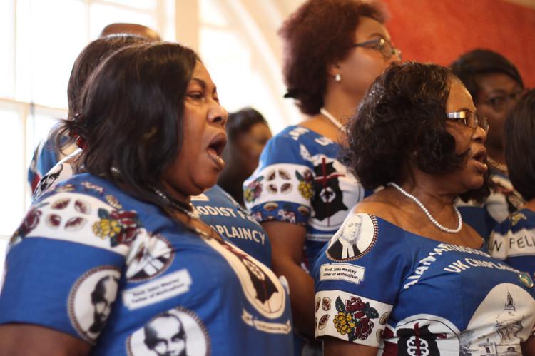 UK Ghana Methodist Fellowship Choir
