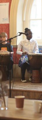 Tony b Happy drums