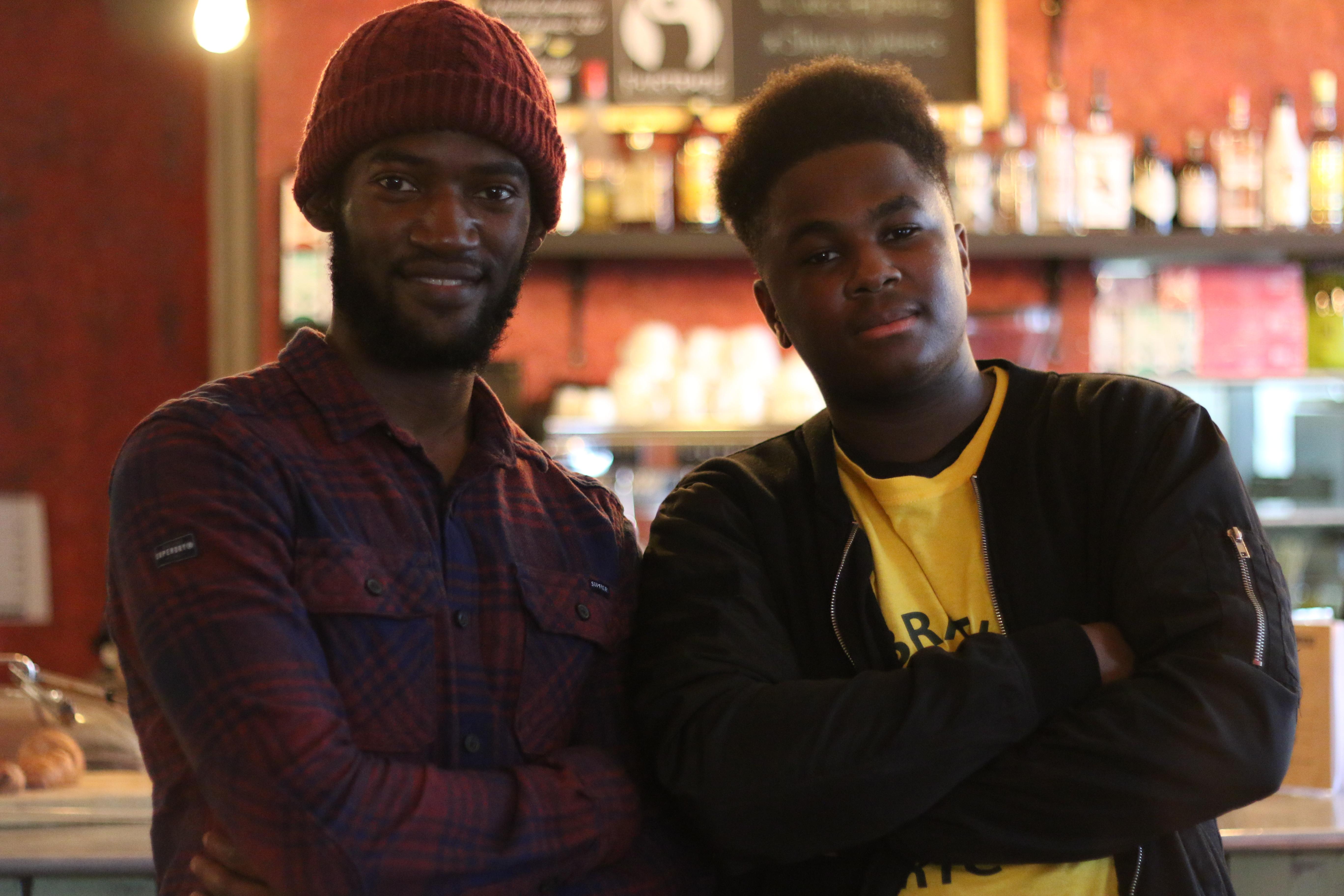 Malachai Kirby & Joshua Munisi