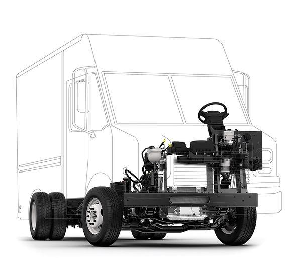Zero emission commercial vehicles