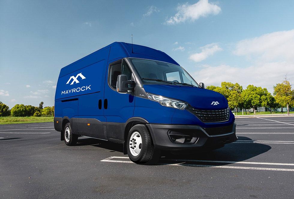 MAYROCK zero emission commercial vehicles