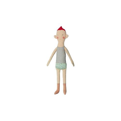 Puppe mit Pyjama 28cm I MAILEG