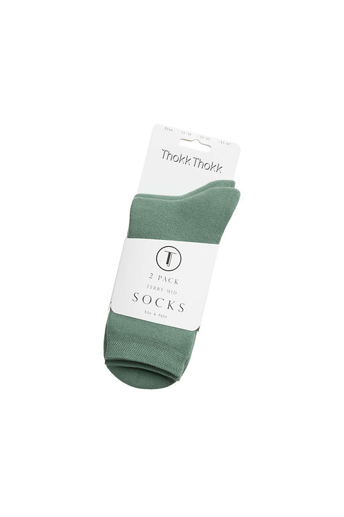 2 Paar Bio-Socken Gr. 39-47 I ThokkThokk