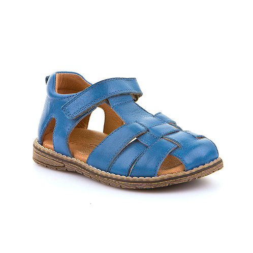 Geschlossene Sandalen blau Gr. 31 I FRODDO