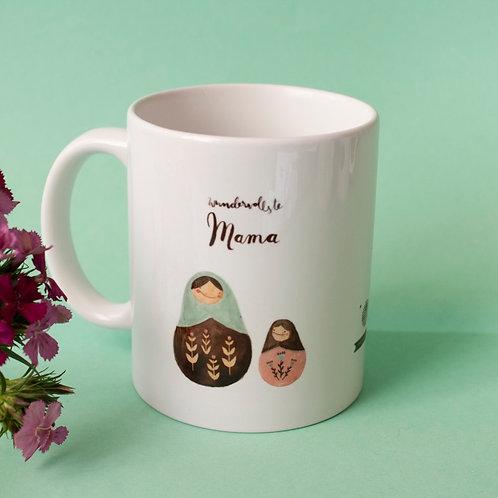 Tasse Wundervollste Mama