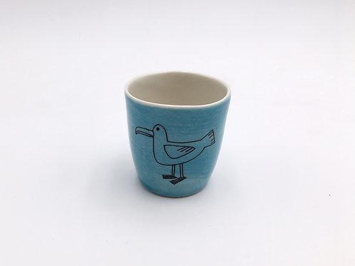 Kleine Tasse I Möwe