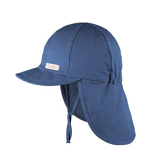 Hut mit Nackenschutz Denim I PURE PURE