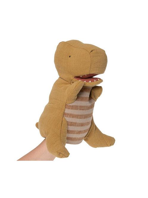 Dinosaurier Handpuppe