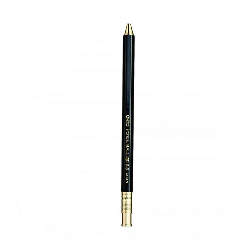 Kugelschreiber 0.5 mm - Schwarz | OHTO