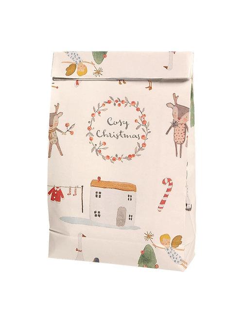 Geschenk Tüte Cosy Christmas