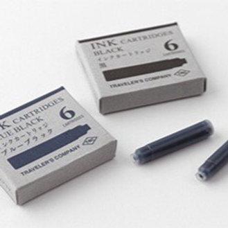 Tintenpatronen Blau I TRAVELER'S COMPANY
