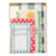 86420006 - midori - letterset colorful -