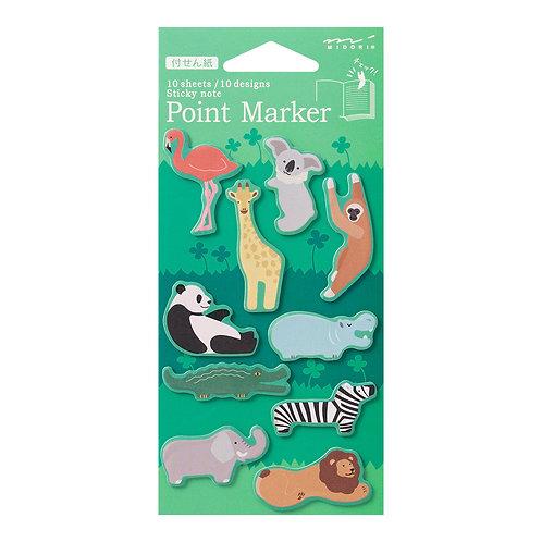 Point Marker Zoo I MIDORI