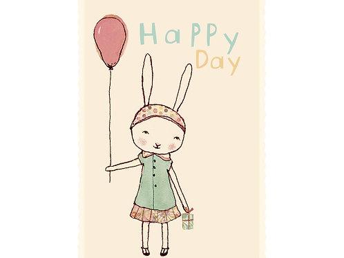 Happy day girI I MAILEG