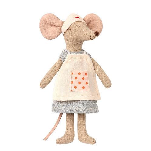 Mäuse Krankenschwester 15cm I MAILEG