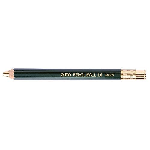 Kugelschreiber Pencil Ball 1.0 Grün I OHTO