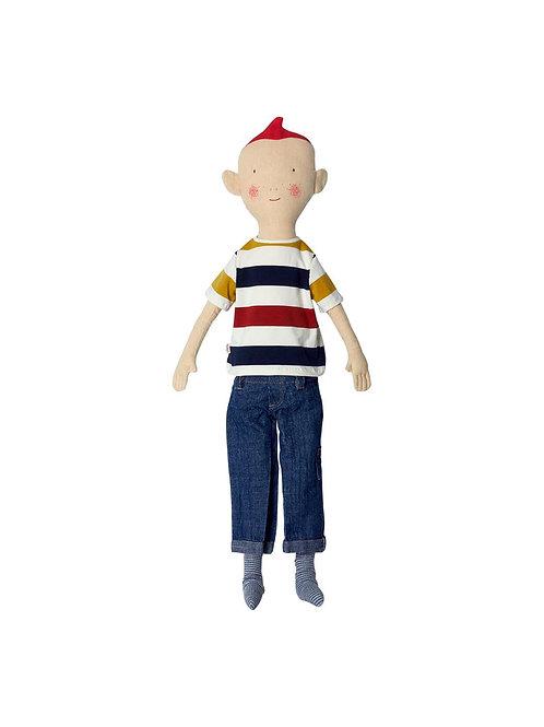 Puppe Junge groß