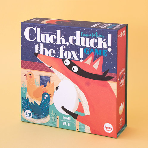 CLUCK, CLUCK! THE FOX! I LONDJI