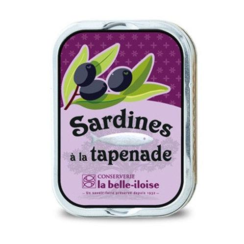 Sardinen mit Tapenade | La Belle-Iloise