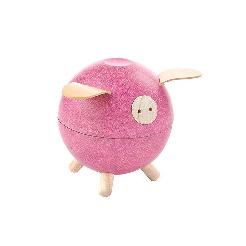 Sparschwein pink I PlanToys