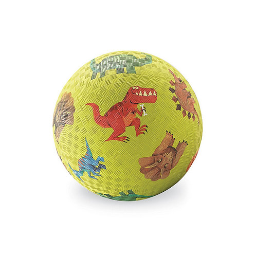 Kautschukball Dinos 13cm | CROCODILE CREEK