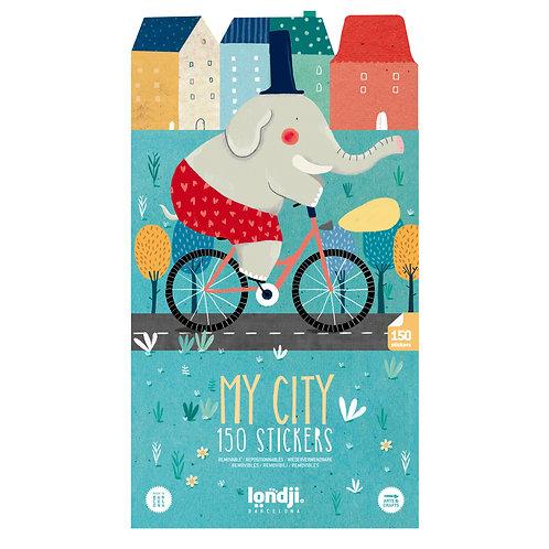 My City Stickers I LONDJI