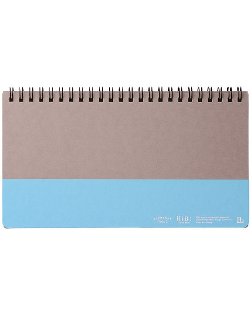 Weekly Planner Blue I HIBI