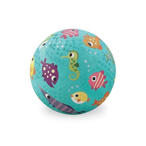 Kautschukball Fische 13 cm | CROCODILE CREEK