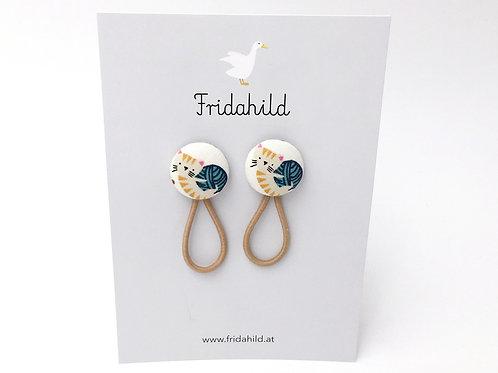 Zopfgummis Kätzchen I Fridahild