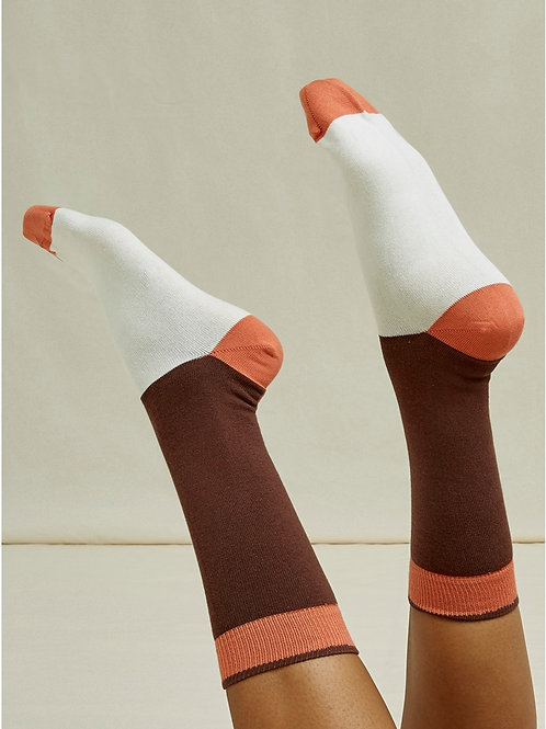 Socken aus Bio-Baumwolle I People Tree
