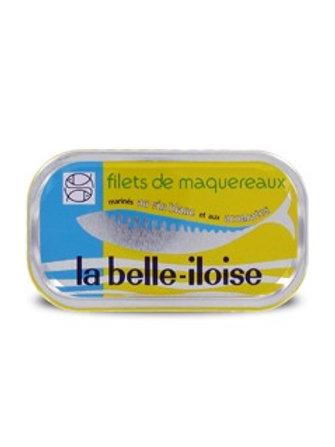 Makrelenfilets in Weißwein   La Belle-Iloise