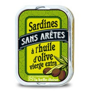 Ölsardinen ohne Gräten | la belle-iloise