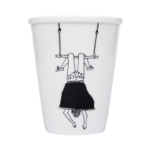Tasse Trapeze girl I helen b