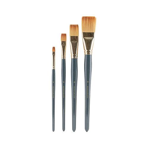 Pinsel Set für Acrylfarben I Monograph