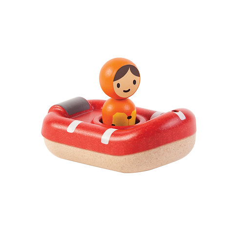 Wasserspielzeug Küstenwache Boot | PlanToys
