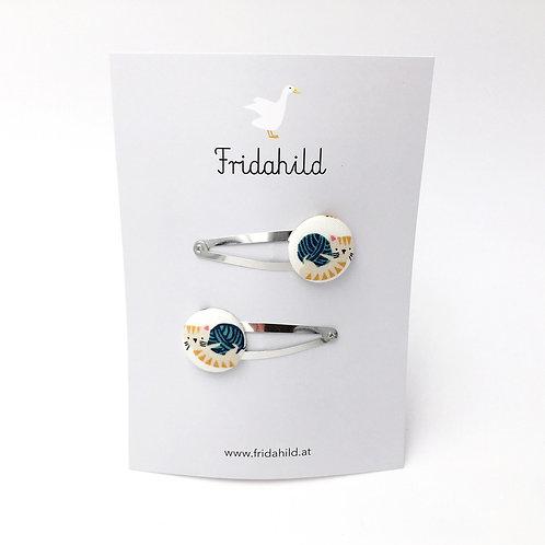 Spangen Kätzchen I Fridahild