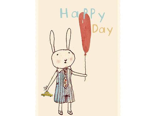 Happy day boy I MAILEG