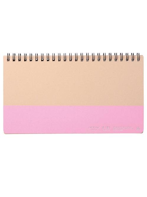 Weekly Planner Pink I HIBI