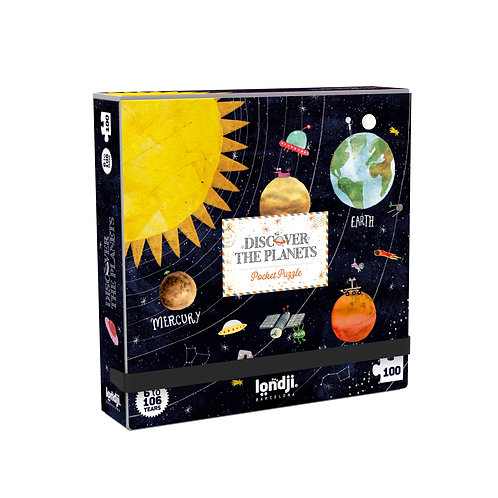 Pocket Planet Puzzle I LONDJI