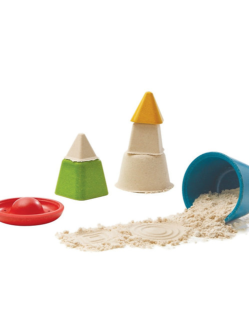 Kreatives Sandspielzeug Set I PlanToys