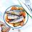 Thumbnail: Sardinen in Gewürzmarinade mit Gürkchen   La Belle-Iloise