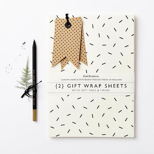 Geschenkpapier Set